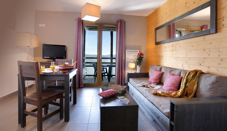 Résidence Hôtelière Font Romeu, Pyrenées Orientales, Location Appartement  Vacances Montagne